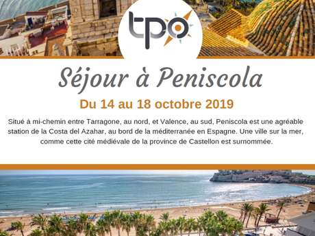 Voyage TPO - Promo Peniscola