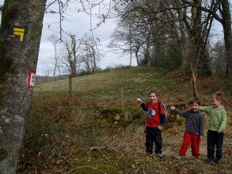 Sentier Karstique - Boucle 1