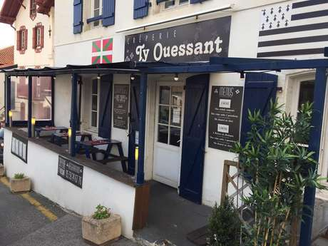 Crêperie Ty Ouessant