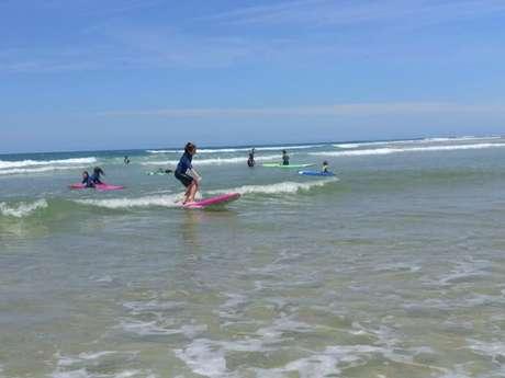 Au fil de l'eau - Ecole de surf