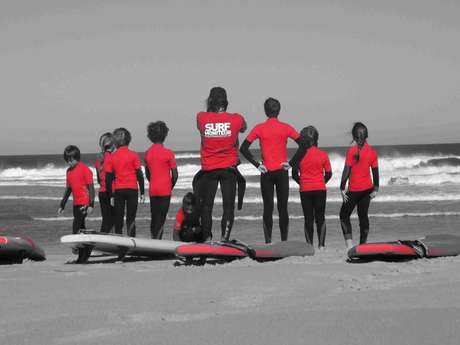 Max Respect - Ecole de Surf