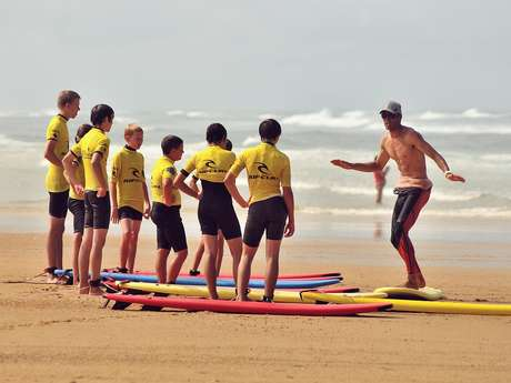 Ecole de Surf Surfistador