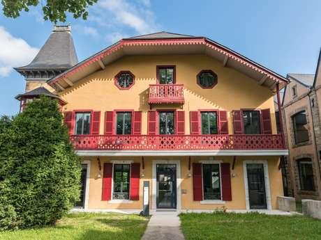 Villa du Pays d'Art et d'Histoire - Centre d'Interprétation de l'Architecture et du Patrimoine des Pyrénées béarnaises