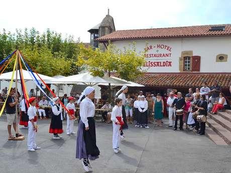 Danses basques et musiques traditionnelles