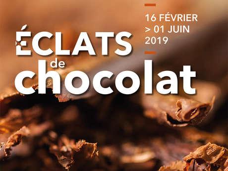 Exposition - Eclats de chocolat