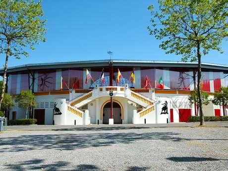 """Visite des arènes de la """"Mecque de la Course Landaise"""""""