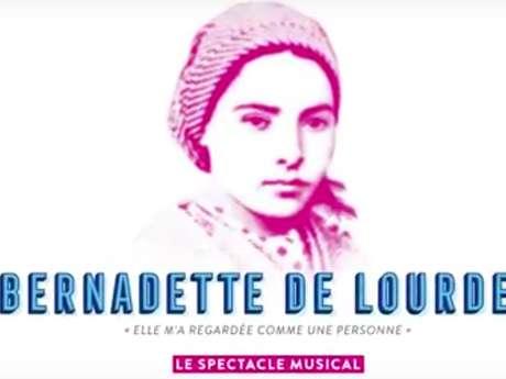 Excursion : Comédie musicale Bernadette de Lourdes