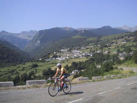Le Haut Béarn (cyclotourisme)