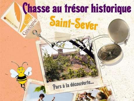 Chasse au trésor historique de Saint-Sever