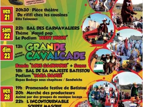 Carnaval de Géronce - Grande cavalcade