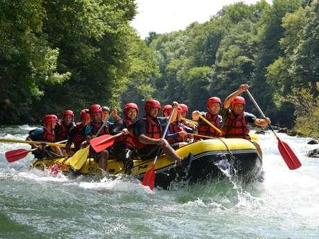 Rafting 64