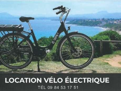 Maison de la Presse - Location vélo électrique