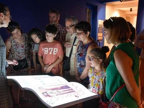 Visite guidée du musée d'art et d'histoire du Cap de Gascogne