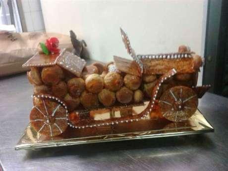 Boulangerie pâtisserie DESBIEYS