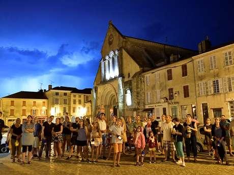 """Visite guidée """"Saint-Sever la nuit"""""""