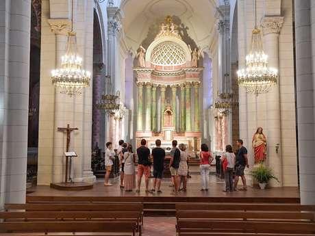 Visites guidées de Saint-Sever