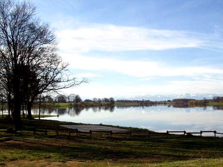 Lac de Miramont Sensacq