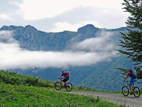 N° 30 Tour de la Borde de Bouhaben VTT