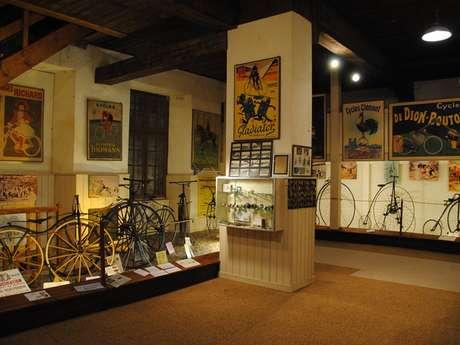 Musée du vélo : une collection unique exposée