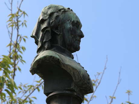 Buste de Madame Pommery