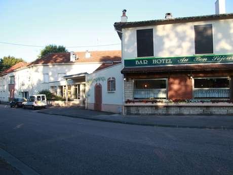 """Hôtel-Restaurant """"Au Bon Séjour"""""""
