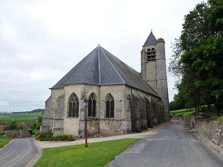 Eglise Saint-Serein à Bethon