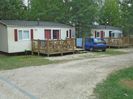 """Camping """"Le Clos du Vieux Moulin"""""""
