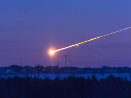 Conférence : Les météorites et leurs impacts