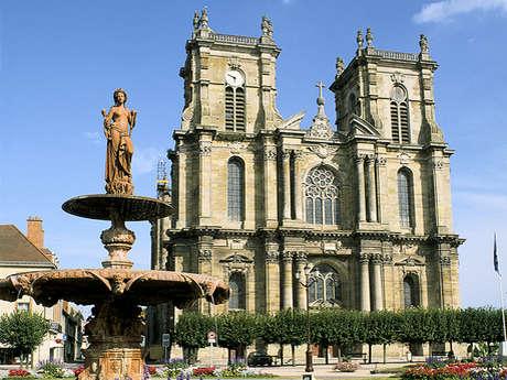Collégiale Notre Dame de Vitry-le-François
