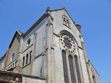 Eglise St Charles à Sainte Ménehould