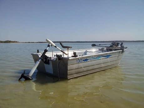 Dancoisne Pêche - Location de barques de pêche