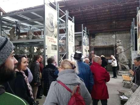 Visite du Paradis de Dommartin-Le-Franc/Usine du bas