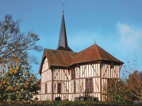 Circuit des églises à pans de bois et vitraux du XVIe siècle