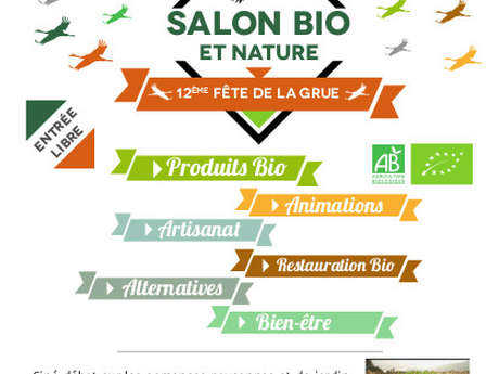 Salon Bio et Nature
