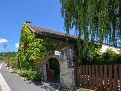 """Gîte """"Le Vert Cottage"""""""
