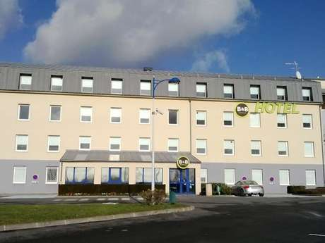 """Hôtel """"B&B Chalons"""""""