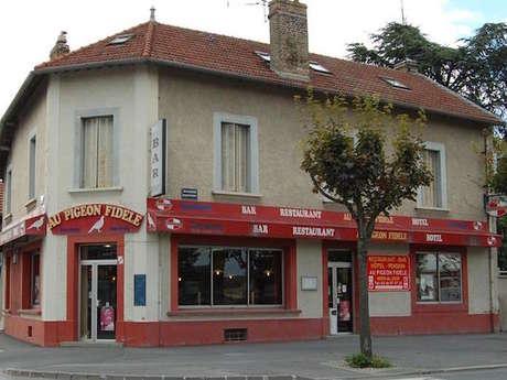 """Hôtel-Restaurant """"Au Pigeon Fidèle"""""""