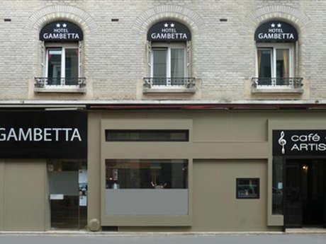 "Hôtel ""Gambetta"""