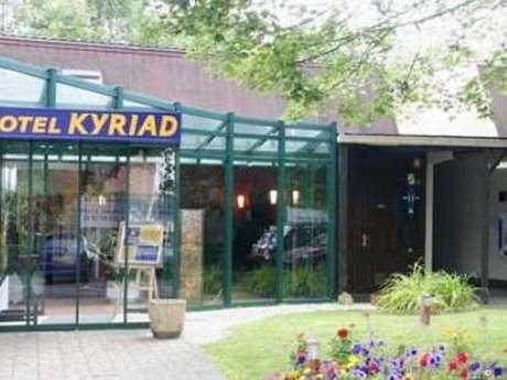 Hôtel-Restaurant Kyriad Reims Est - Parc des Expositions