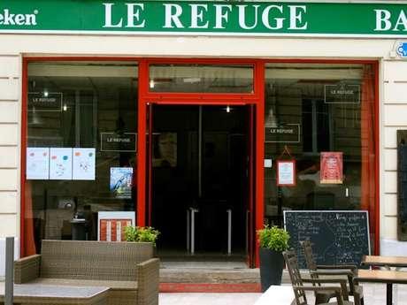 """Hôtel-Restaurant """"Le Refuge"""""""