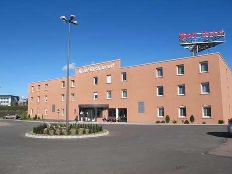 Best Hotel Croix-Blandin
