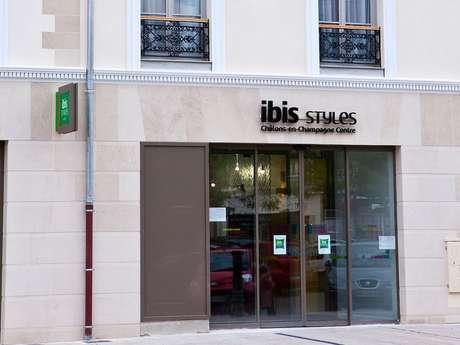 Hôtel Ibis Styles Centre