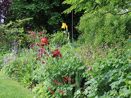 Portes ouvertes dans les jardins : Un Jardin pour tous les sens