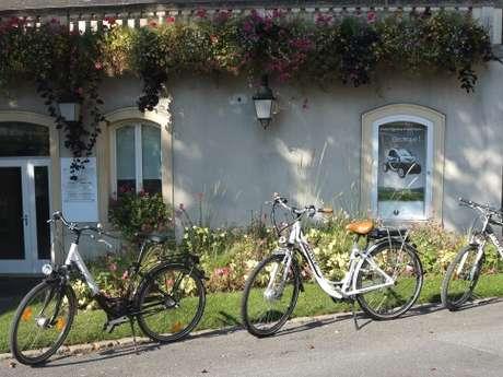 Location de VTC, VTT et vélos électriques