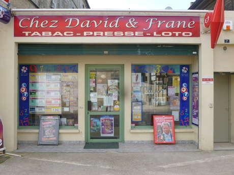 Tabac Presse Chez David et Frane