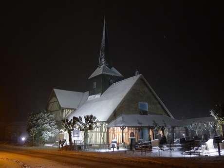 Visite de l'Eglise d'Outines