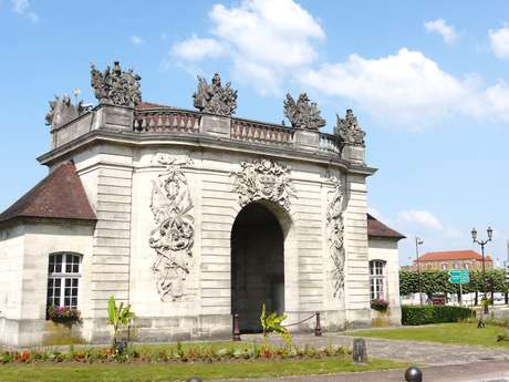 Visite commentée de la Porte du Pont