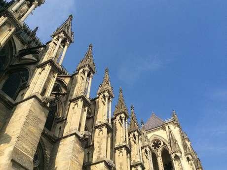 Visite des Tours de la Cathédrale Notre Dame