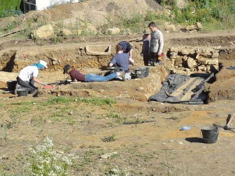 Conférence : le site des crassées, bilan de la campagne de fouilles 2018