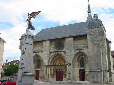 Visite de l'église Notre-Dame-en-sa-Nativité